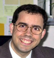 Eduardo Casais jr, chief executive & Chief Technologist
